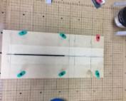CNC Fretboard Jig